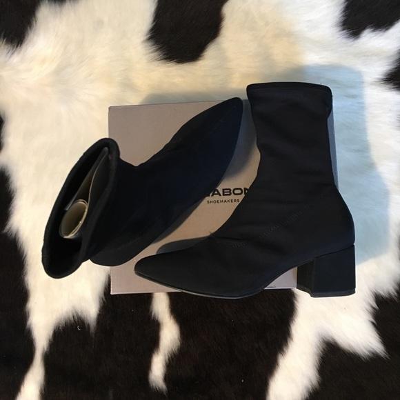 Vagabond Mya Stretch Sock Shoes